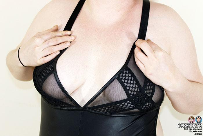 Body Promiscous Noir Handmade - 13