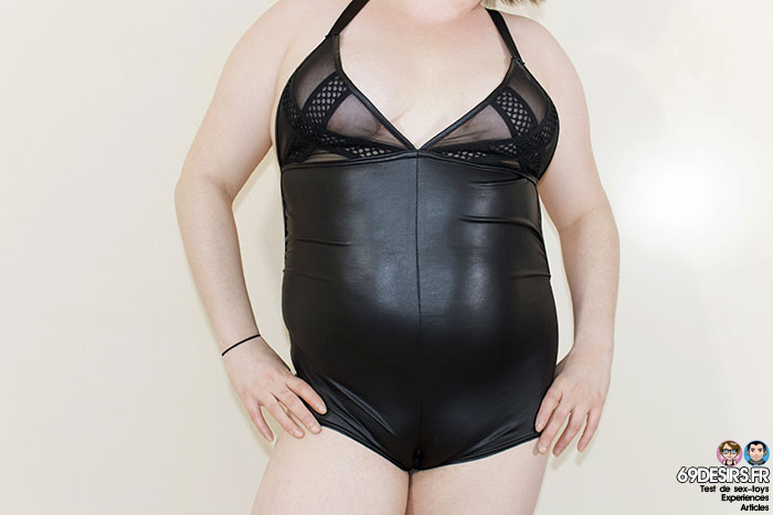 Body Promiscous Noir Handmade - 4