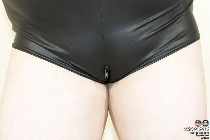 Body Promiscous Noir Handmade - 6