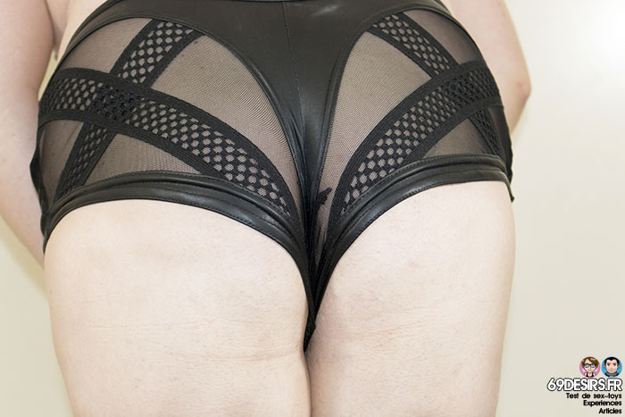 Body Promiscous Noir Handmade - 8