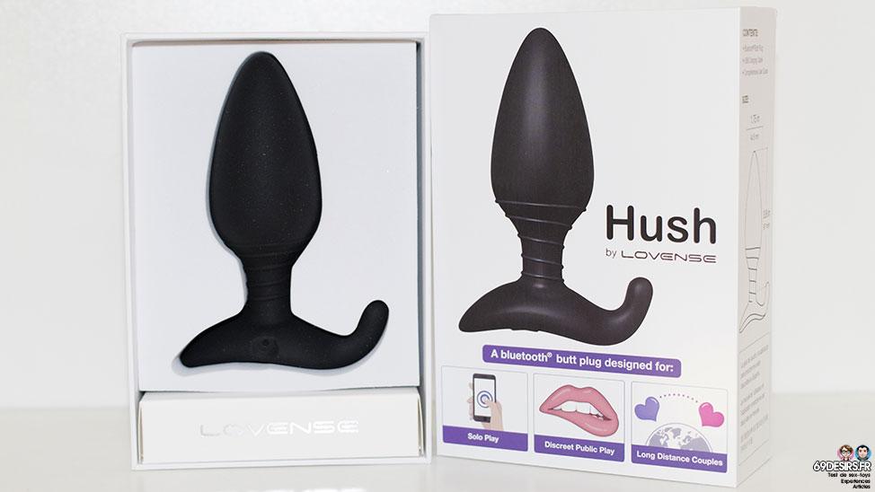 Test Lovense Hush : Puissant plug connecté