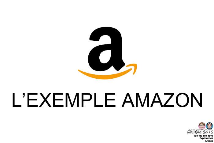 acheter un sextoy : l'exemple amazon