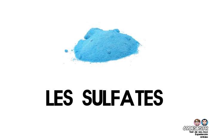 lubrifiants intimes les sulfates
