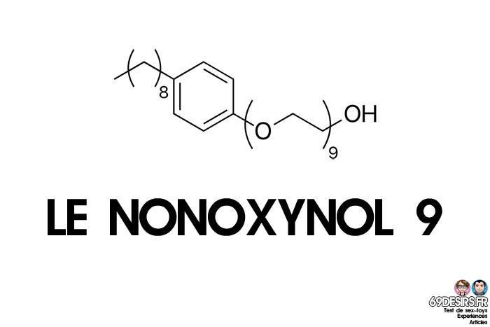 lubrifiants intimes et nonoxynol