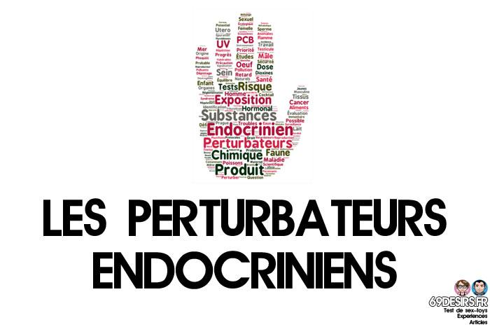 lubrifiants intimes et perturbateurs endocriniens