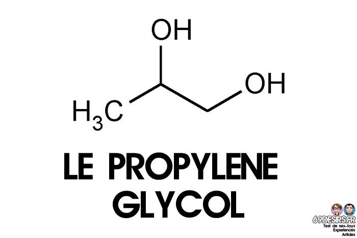 lubrifiants intimes et propylène glycol