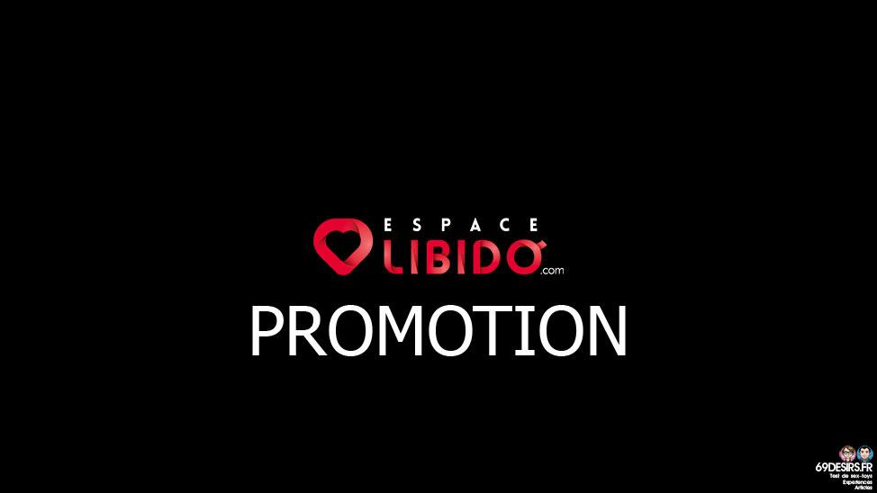Promotion EspaceLibido : Les soldes de votre été ensoleillé