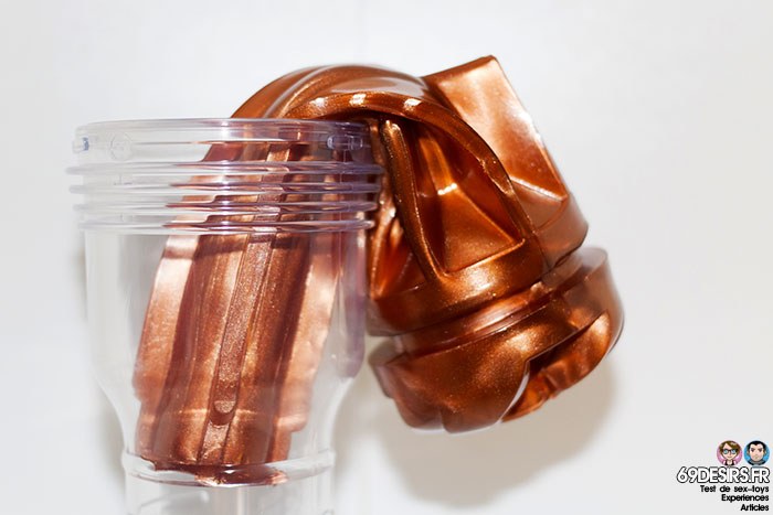 Fleshlight Turbo Thrust Copper - 12
