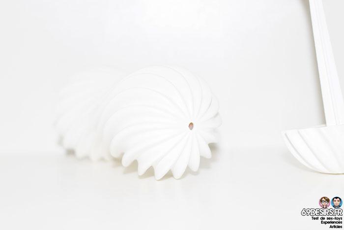 tenga flex silky white - 15