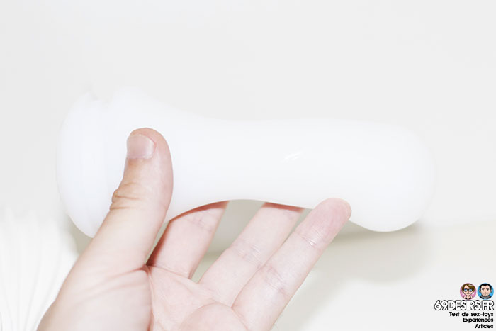 tenga flex silky white - 18