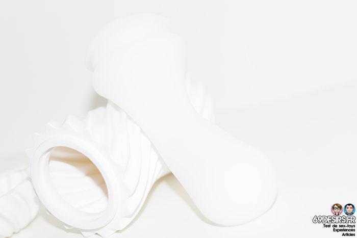 tenga flex silky white - 20
