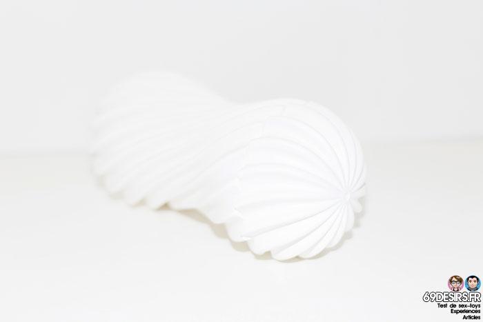 tenga flex silky white - 6