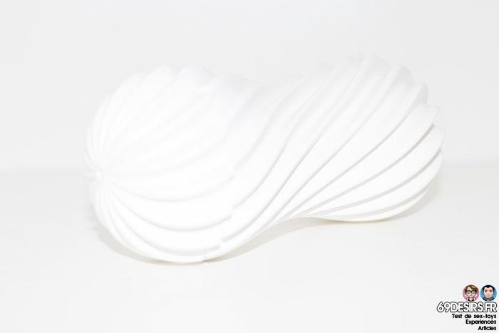 tenga flex silky white - 7
