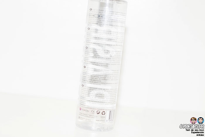 lubrifiant dorcel oriental musc - 4