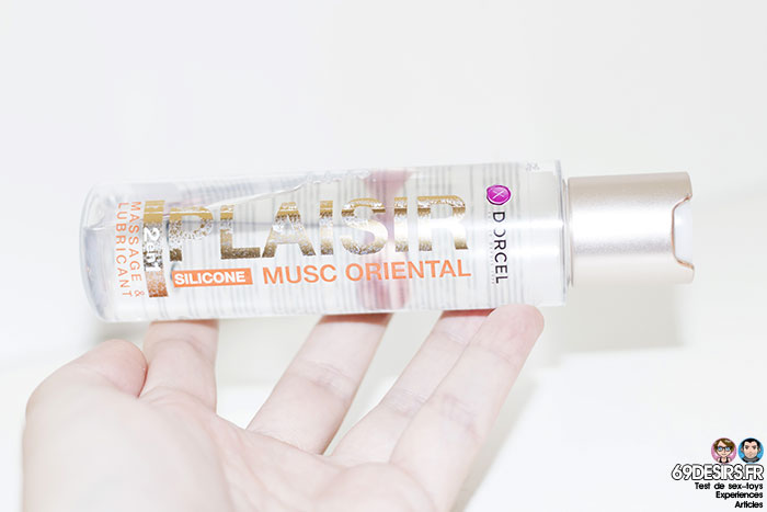 lubrifiant dorcel oriental musc - 7