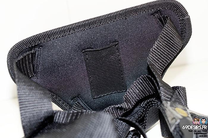 kit harnais avec deux godes - 28