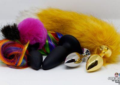 plug unicorn tails - 18