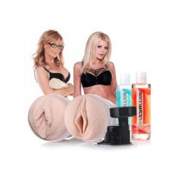 promotion fleshlight - pack cougar alley