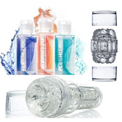 promotion fleshlight - pack traveller ice