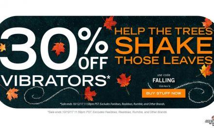 Promotion Tantus : Faites tomber les feuilles