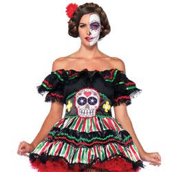 sextoys d'halloween - poupée des morts