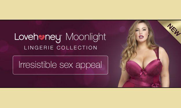 Gamme Moonlight : Sortie de nouvelles pièces de lingerie