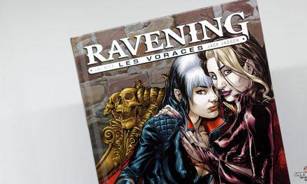 Ravening : Les voraces : Une BD érotique de vampire