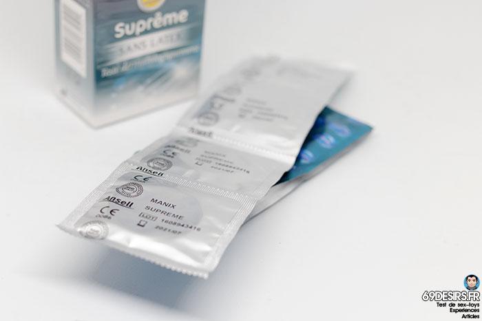 préservatifs manix suprême - 5