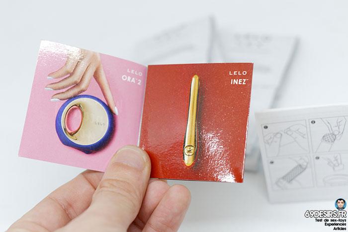 préservatifs lelo hex - 7