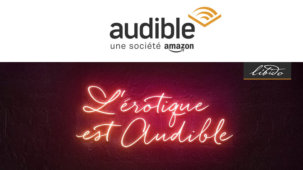 Audible : Service de livres audio de chez Amazon