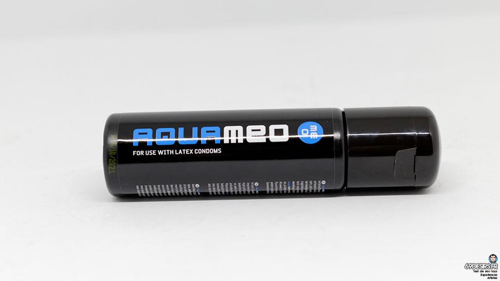 Test du lubrifiant Aquameo