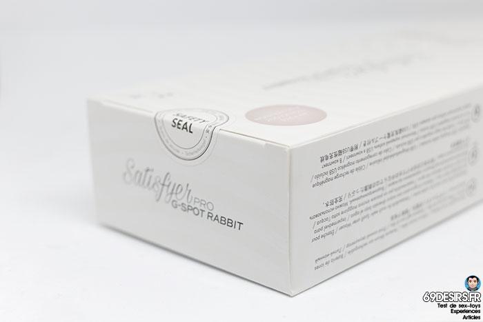 Satisfyer Pro G-Spot Rabbit - 3