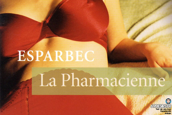 la pharmacienne esparbec - 3