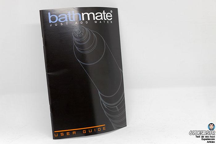 bathmate hydromax x30 - 7