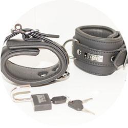 accessoires bdsm - menottes tom of finland