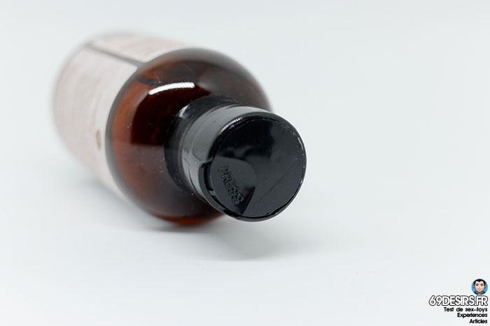 lubrifiant sliquid organics sensation - 5
