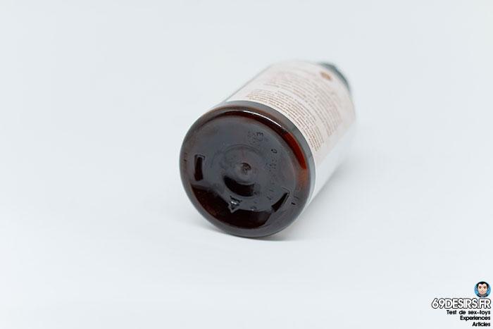 lubrifiant sliquid organics sensation - 9