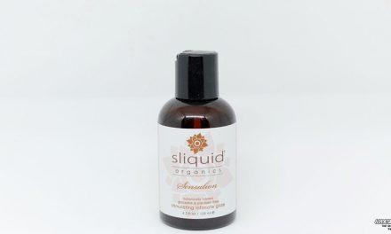 Test du lubrifiant Sliquid Organics Sensation