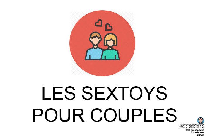 choisir son premier sextoy - couples