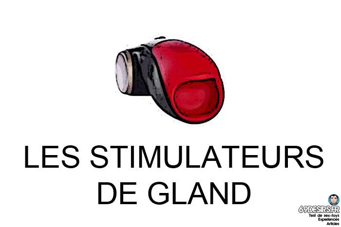 choisir son premier sextoy - stimulateurs de gland