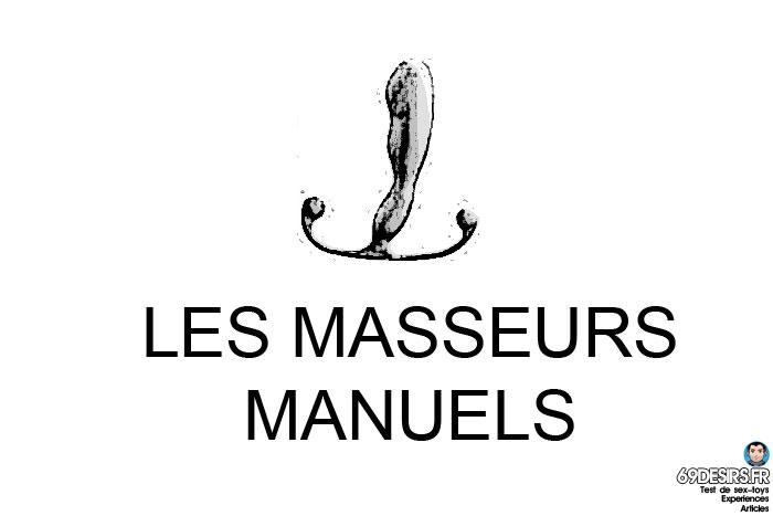 choisir son premier sextoy - masseurs manuels