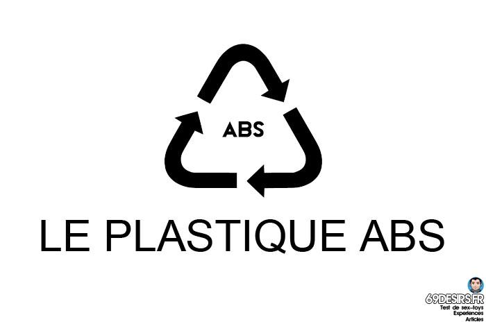 choisir son premier sextoy - plastique abs