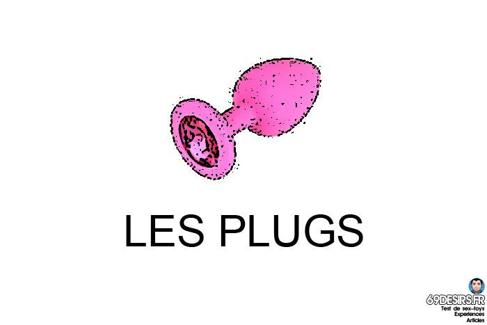 choisir son premier sextoy - les plugs