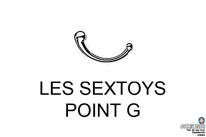 choisir son premier sextoy - point G