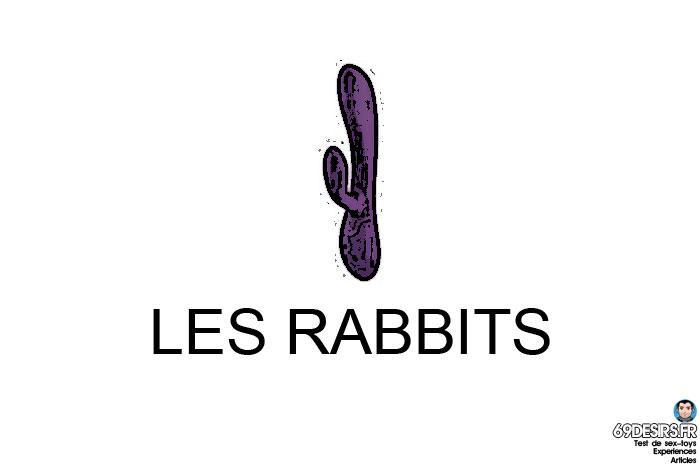 choisir son premier sextoy - les rabbits