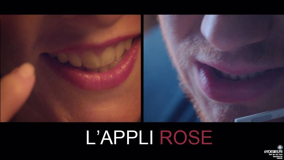 Avis sur L'Appli Rose, la série érotique complète