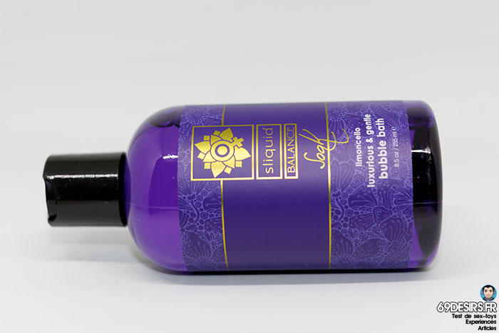 sliquid balance soak limoncello - 4