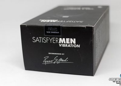 satisfyer men vibration - 3