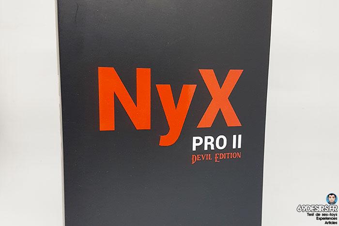 nyx pro 2 devil edition - 1
