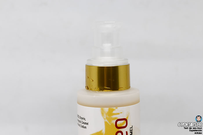 gel de massage amoremeo salted caramel - 5
